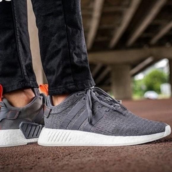 93277386 Men's Adidas Originals NMD R2 Sneakers